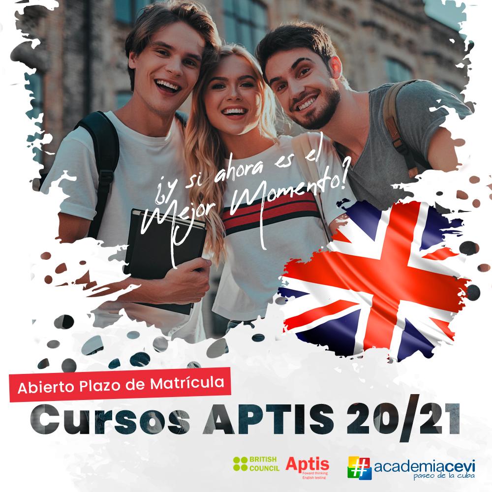 Cursos de Inglés 2020/21
