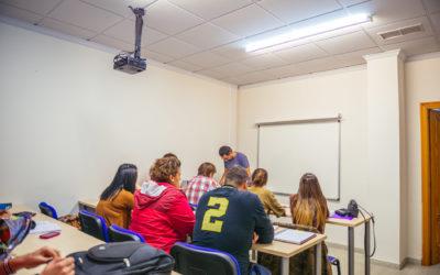 Clases de Inglés de la Academia CEVI