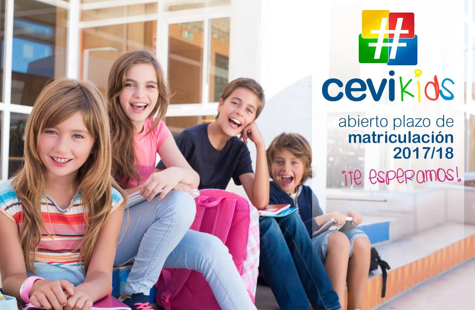 ¡Reserva ya plaza para nuestros Cursos de Inglés para niños 2017-2018!