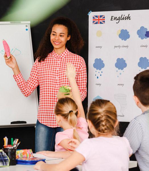 Preparación oposiciones de magisterio en inglés