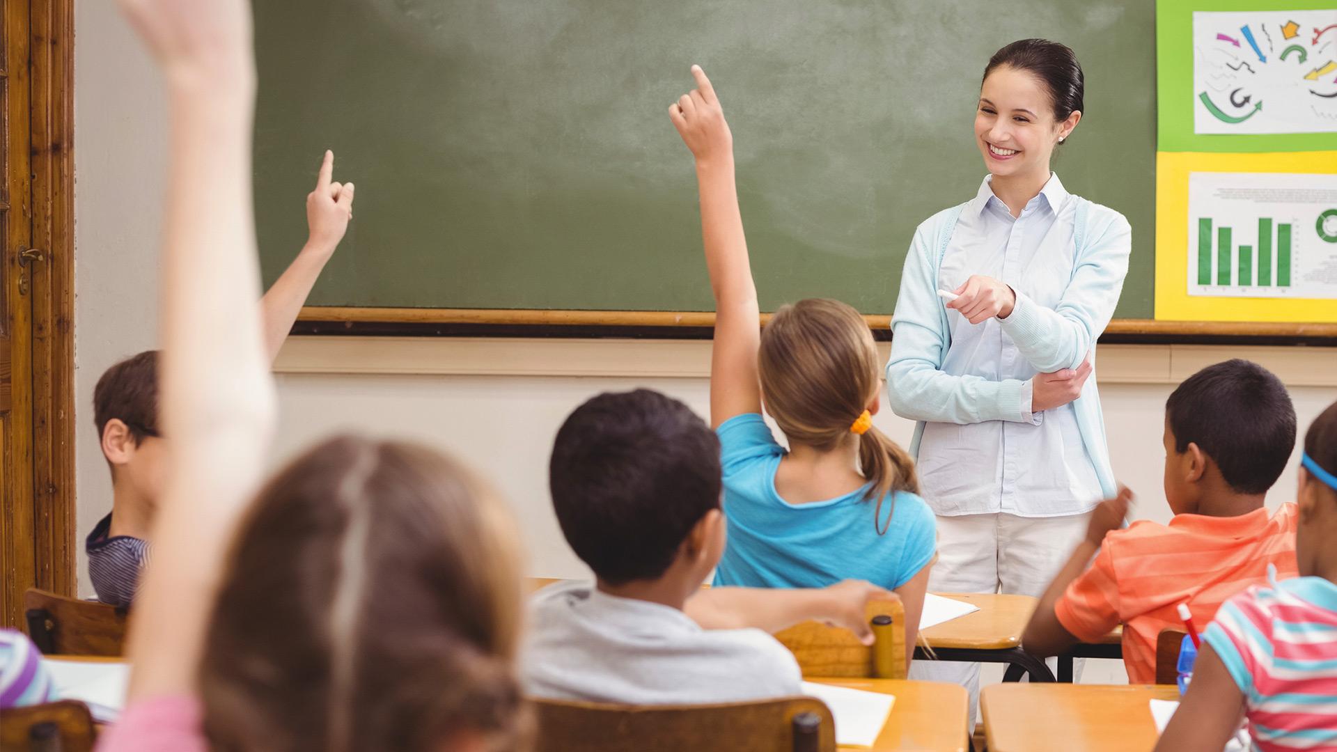Ahora es momento de opositar para ser maestro, ahora es tu momento