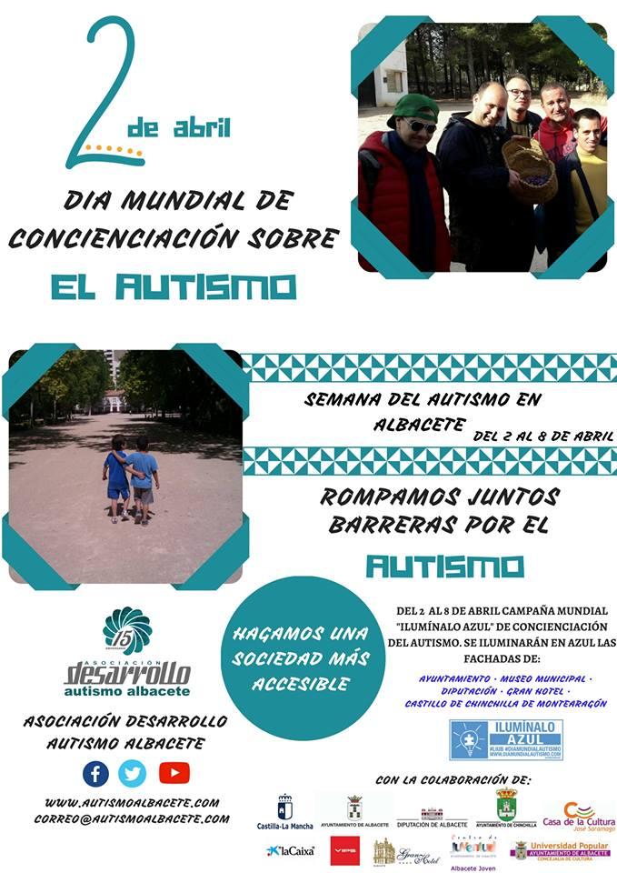 Descubre la Asociación Desarrollo Autismo Albacete y colabora con ellos