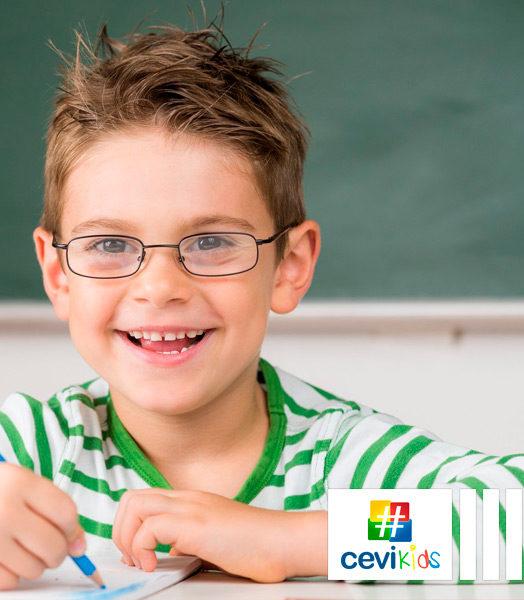 Cursos de Inglés para niños en Albacete CEVI KIDS