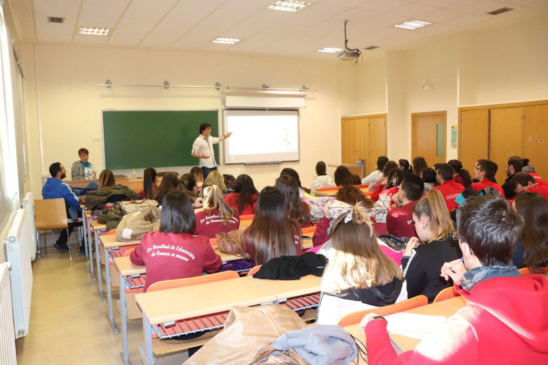 Recuerda: este miércoles 12 de junio se celebra la Jornada de Apoyo al recién graduado de Magisterio en la Facultad de Educación de Cuenca