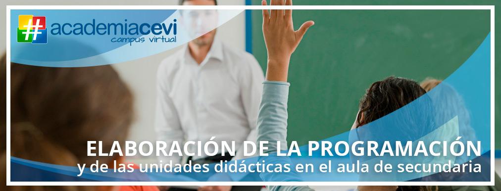 ¡Nuevo curso homologado! Preparación de la programación didáctica en el aula de secundaria